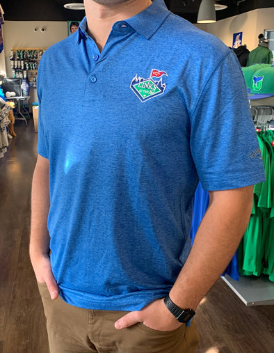 Hartford Yard Goats Callaway Links at the Yard Polo in Heather Blue