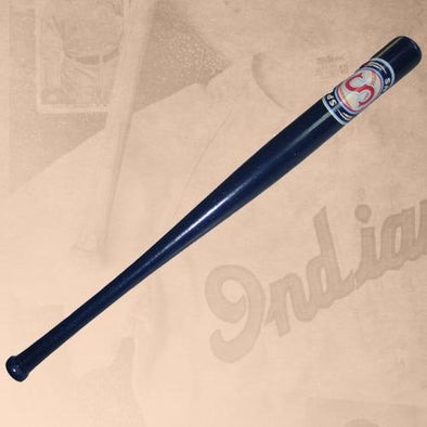 Spokane Indians Logo Mini Bat