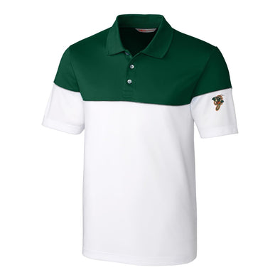 Greensboro Grasshoppers Cutter and Buck Harrington Polo