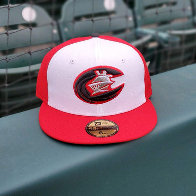 2020 College Series Cap Red & White