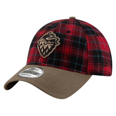 New Era 9TWENTY Plaid Flannel, Hillsboro Hops