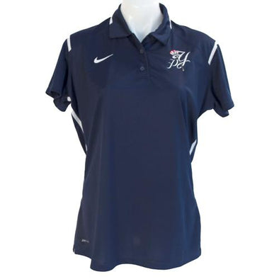 Pulaski Yankees Women's Pulaski Yankees Dri-Fit Nike Polo