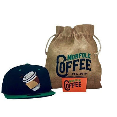 Norfolk Tides Norfolk Coffee Hot 59Fifty Cap Package