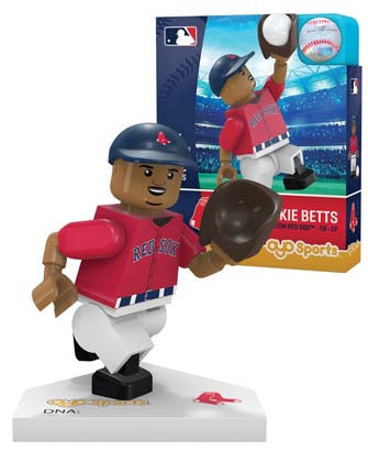 Lowell Spinners Oyo Mookie Betts Mini Figure