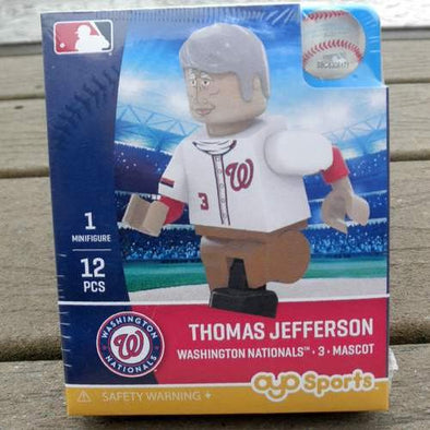 Harrisburg Senators OYO - Nationals Racing Presidents - Jefferson