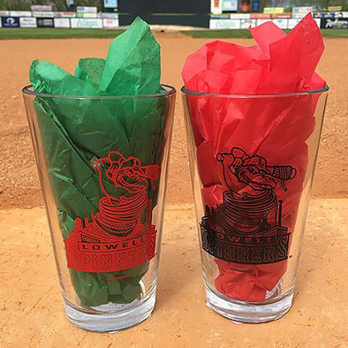 Lowell Spinners Lowell Spinners Pint Glass