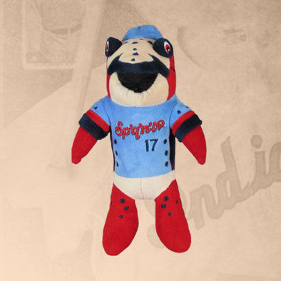 Spokane Indians Ribby Doll