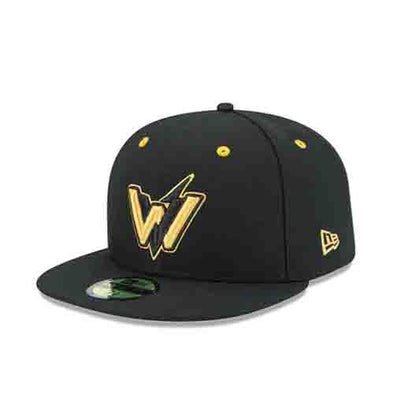 West Virginia Power On-Field Road Fitted Hat