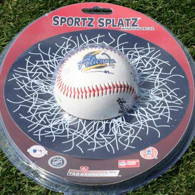 Myrtle Beach Pelicans RICO IND. SHATTER BALL