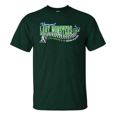 Vermont Lake Monsters Spilled - Affiliate T-Shirt