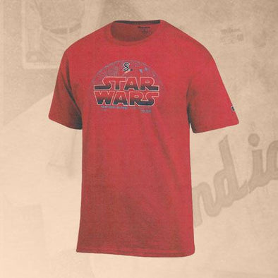 Spokane Indians Youth Star Wars Red Tee