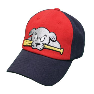 Portland Sea Dogs Sunday Face Logo Adjustable Cap - Youth