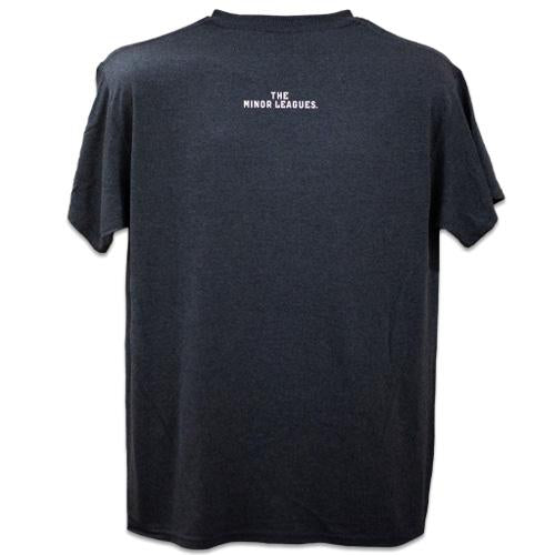 The Minor Leagues T-Shirt - Dark Heather Grey