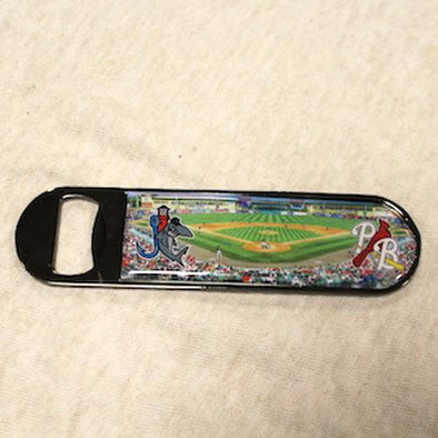 Palm Beach Cardinals TEAM MAGNET BOTTLE OPENER
