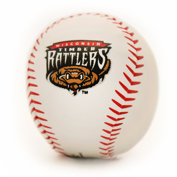Wisconsin Timber Rattlers Softee Baseball