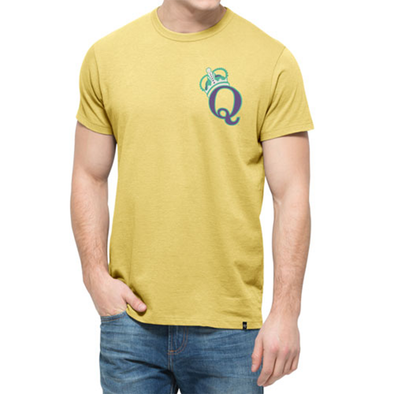 Queens Kings Hometown Collection '47 Tee - Soft Yellow