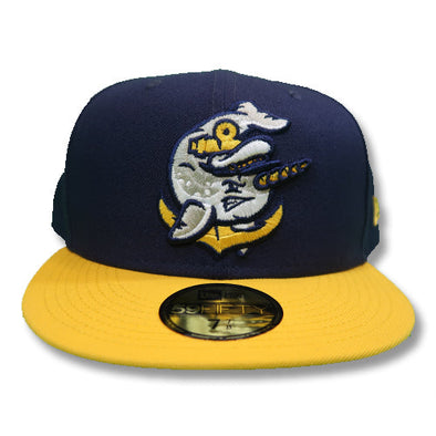 Norwich Sea Unicorns 5950 Alternate 1 Hat