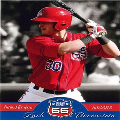 Inland Empire 66ers of San Bernardino 2013 Team Card Set