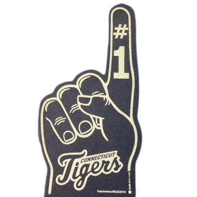 Connecticut Tigers CT Tigers Foam Fingers