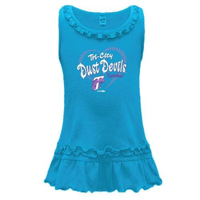 Tri-City Dust Devils Toddler Sun Dress