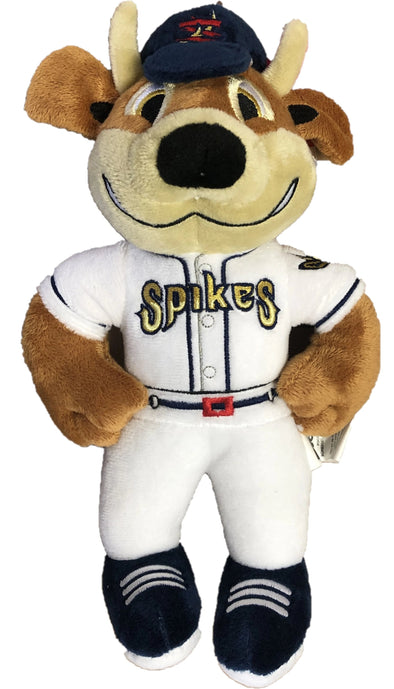 State College Spikes Ike the Spike Plush
