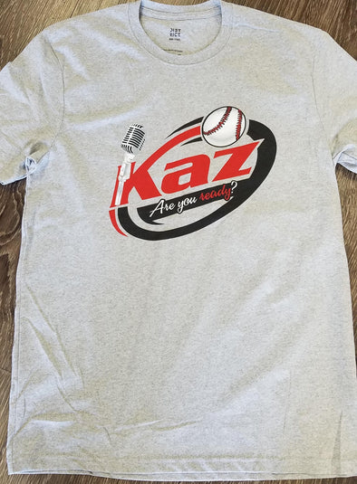 "Lake Elsinore Storm Kaz ""Are You Ready?"" Tee"