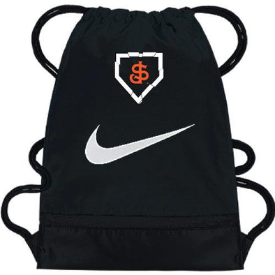 San Jose Giants Nike SJ Gymsack