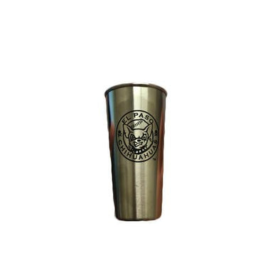 El Paso Chihuahuas DRINK- STEEL TEQUILA SHOOTER BLACK