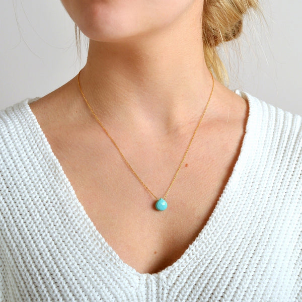 Kingman Turquoise Necklace - Boutique Baltique
