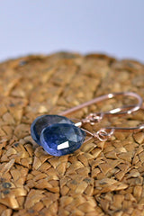 Iolite - Water Sapphire Earrings - Boutique Baltique