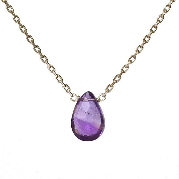Amethyst Necklace - Boutique Baltique