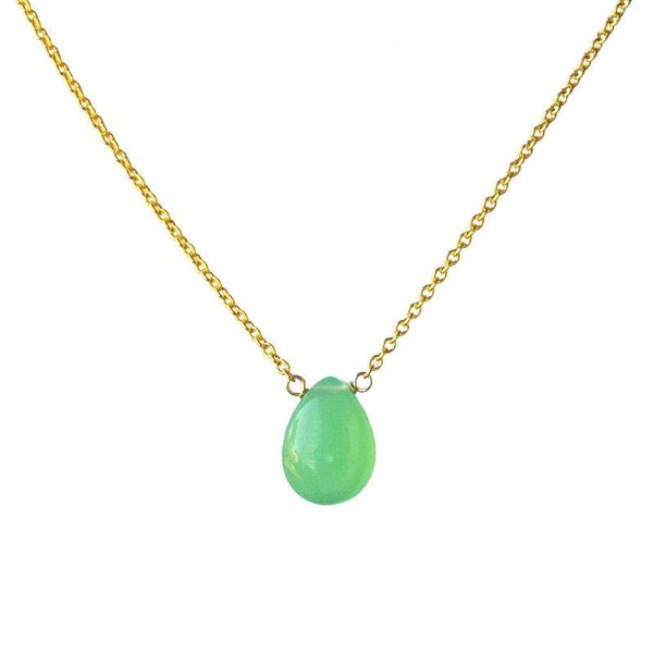 Chrysoprase Necklace - Boutique Baltique
