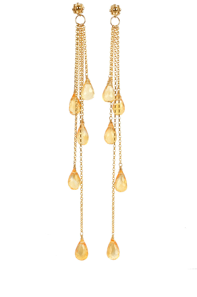 Long Shoulder Earrings - Boutique Baltique