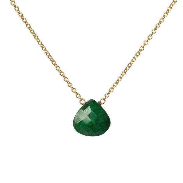 Emerald Necklace - Boutique Baltique