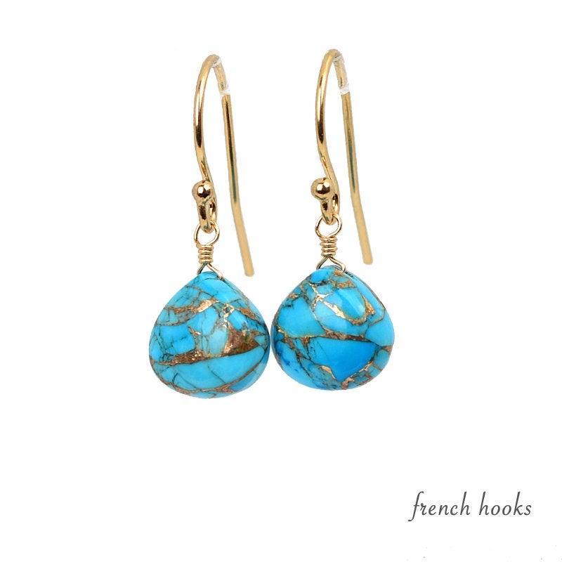 Mojave Turquoise Earrings - Boutique Baltique