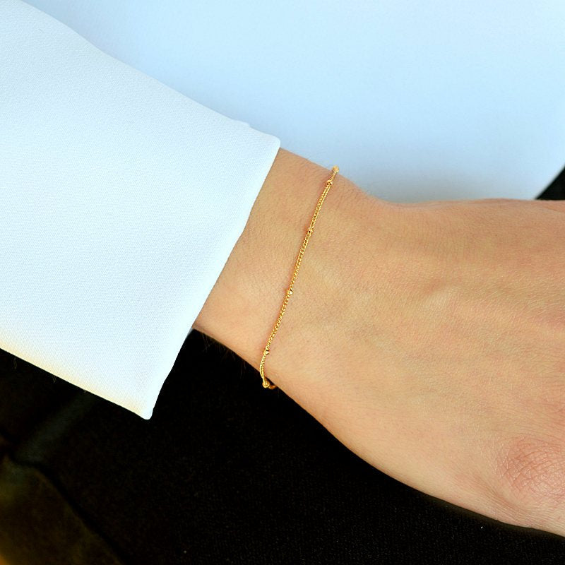 Delicate Satellite Bracelet - Boutique Baltique