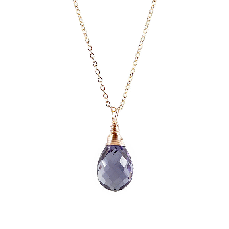 Alexandrite Necklace - Boutique Baltique