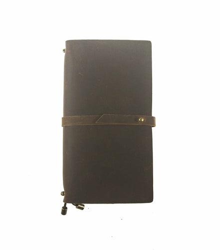 [Planner-Large] Leather Journal Planner Organizer Monthly Calendar Weekly Daily 2021-2022