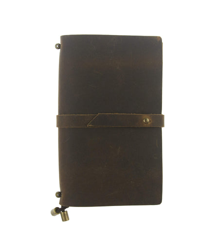 Leather Journal Planner Organizer Monthly Calendar Weekly Daily 2020-2021
