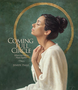 Coming Full Circle Book (signed copy)