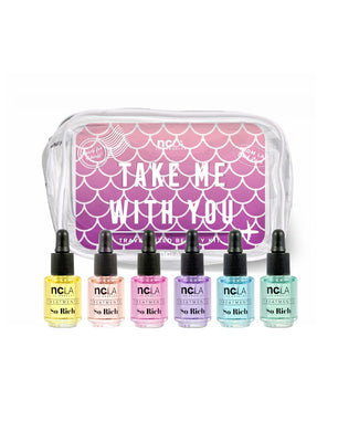 Deluxe Cuticle Oil Travel Set