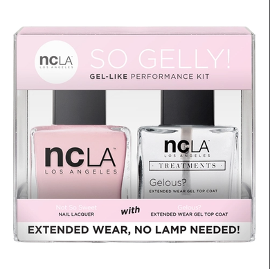 Nail Lacquer Set: So Gelly Kit
