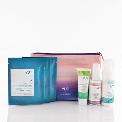 BEAUTY ON THE RUN Travel Kit