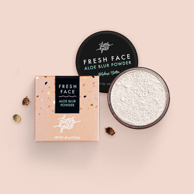 Fresh Face Finishing Powder - Aloe Blur