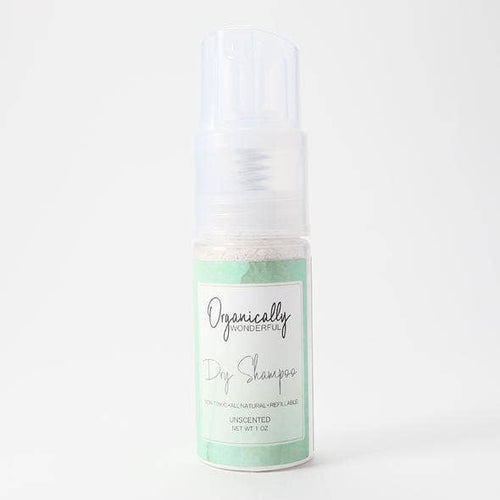 Unscented Dry Shampoo