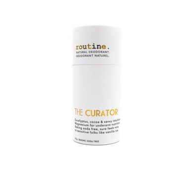 The Curator Deodorant Stick | Baking Soda Free