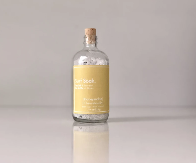 Sea Salt & Honeysuckle Bath Soak | Medium