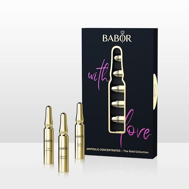 The Gold Collection Ampoule Set
