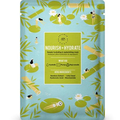 Nourish + Hydrate Sheet Mask