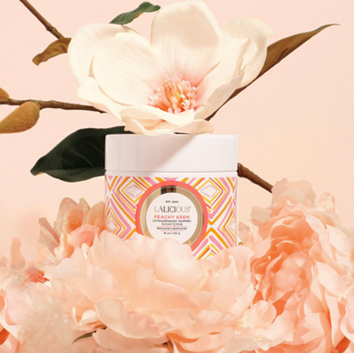Peachy Keen Scrub | Limited Edition